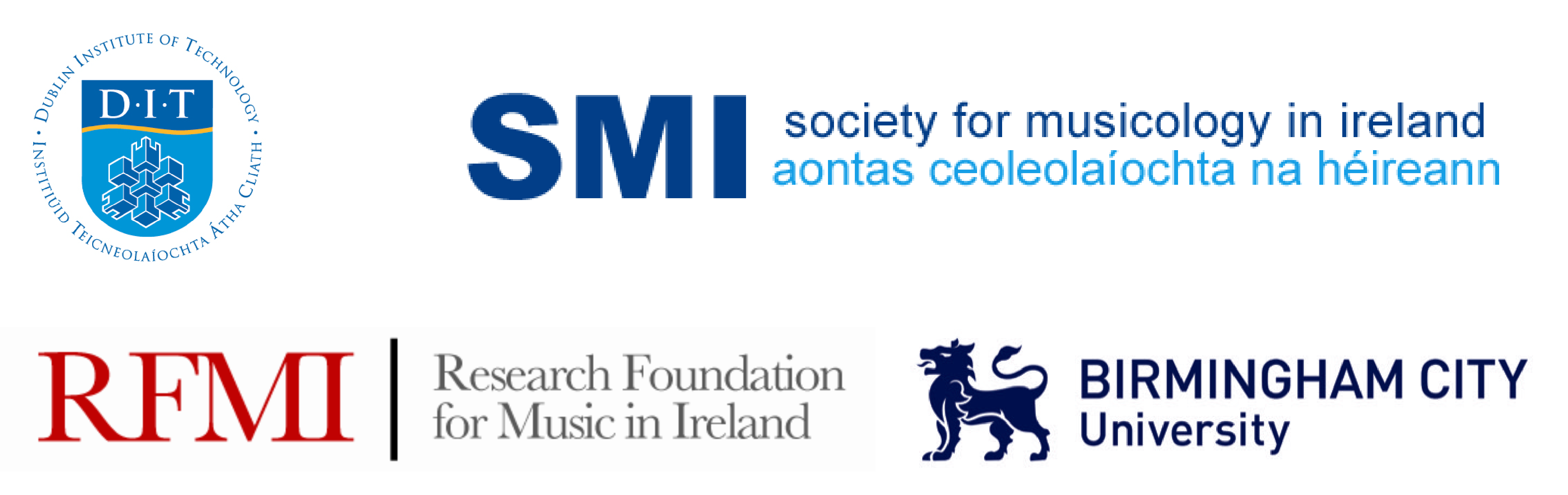 Combined image of logos of DIT, SMI and RFMI